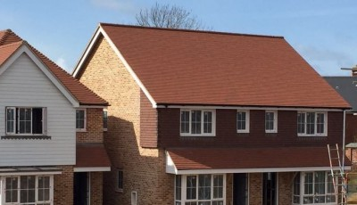 Brickwork for Shopland Gray Developments at Bucksham Avenue