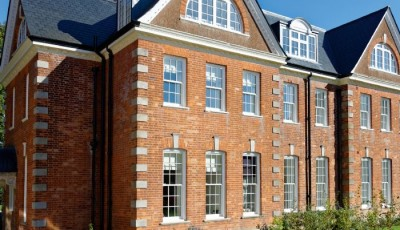 Brickwork Restoration, Graylingwell,Chichester for Linden Homes